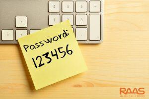 As melhores dicas de segurança para proteger as suas passwords