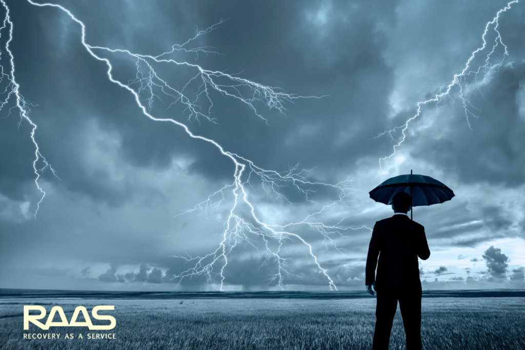 Como é que o disaster recovery pode proteger a sua empresa?