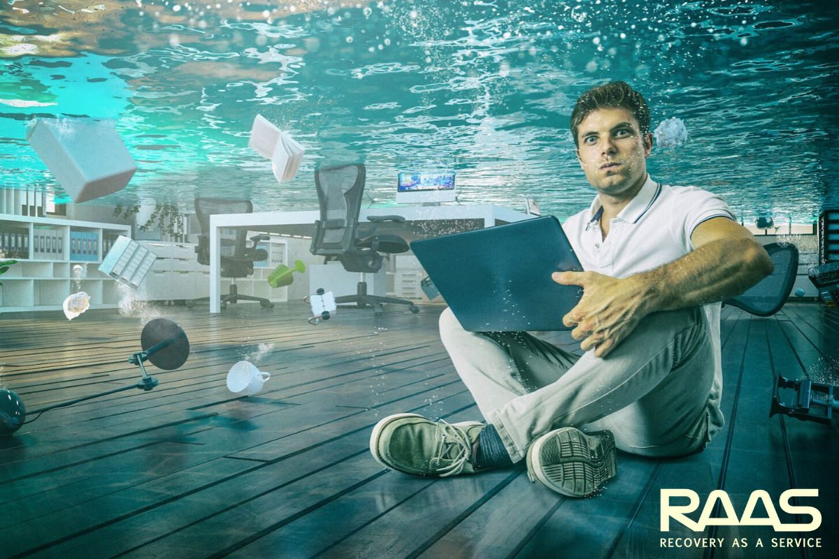 A sua empresa está preparada para recuperar de um desastre?